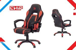 Обзор игрового кресла A4TECH Bloody GC-250: комфортный бюджетный вариант