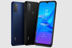 4000 мАч, 4/64 Гбайт и 48 мегапикселей менее чем за 10 000 рублей: представлен смартфон TCL 20Y