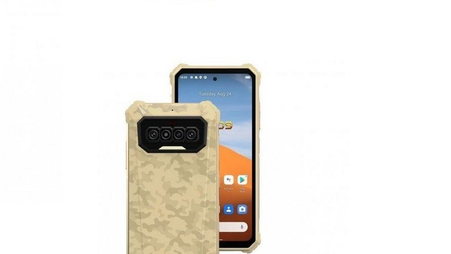 Представлен iiiF150 R2022  неубиваемый смартфон с аккумулятором на 4500 мА*ч