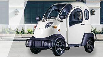 Самый дешевый в мире электромо&...