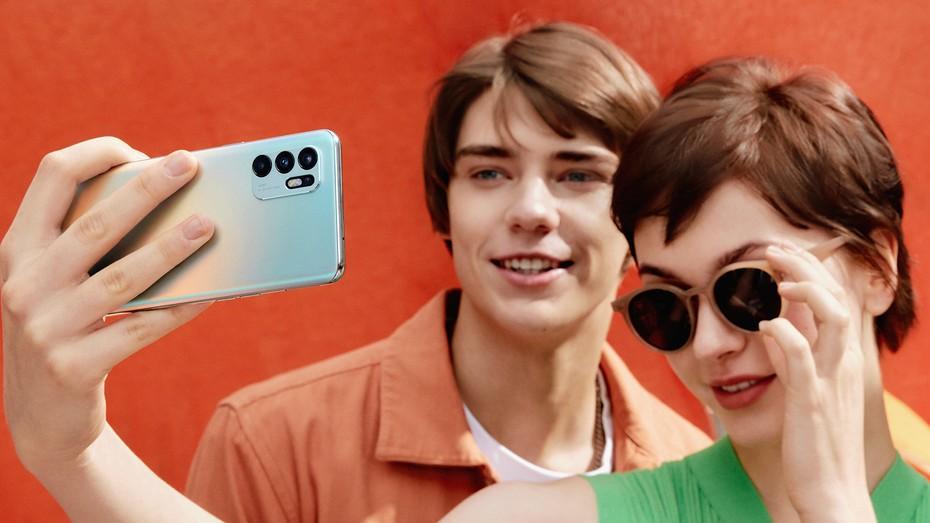 Обзор смартфона OPPO Reno6: быстрая зарядка и камера 64 Мп